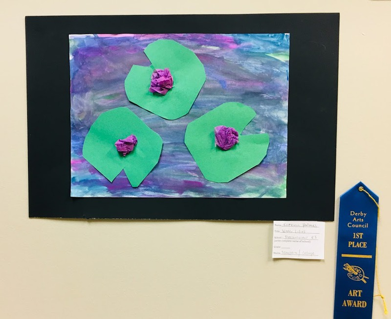 Youth Division (K - 2nd Grade) - 1st Place - Katrina Holmes (1st Grade, Pleasantview Elementary).JPG