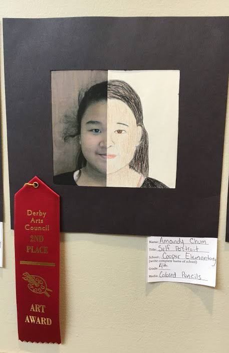 Youth Division (3rd -5th Grade) - 2nd Place - Amanda Chum (4th Grade, Cooper Elementary).JPG