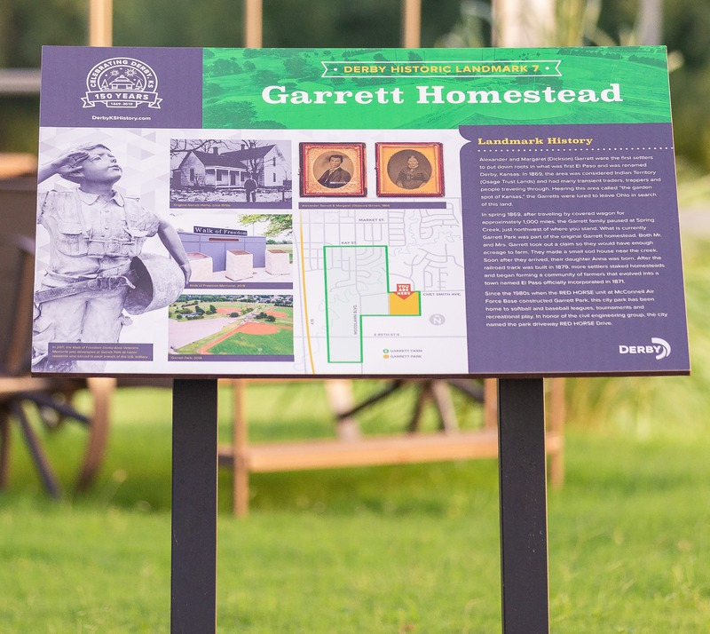 Garrett Homestead<br />