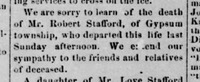 1 - Stafford, Robert death notice (Wichita Eagle 1878-12-19 p2).png