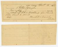 872 Evangelical Church Receipt April 18 1892 MAUMC (front and back).jpg